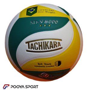 توپ والیبال تاچیکارا طرح برزیل