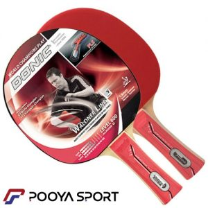 Donic Level 600 Ping Pong Racket