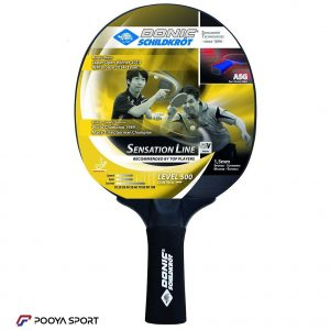 Donic Level 500 Ping Pong Racket