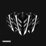 Mega Standard Black, White & Grey