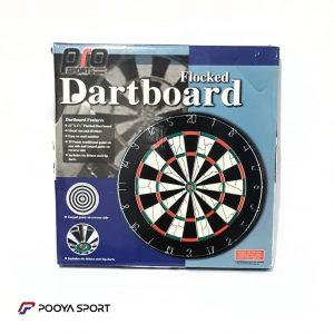 Pro Sports Flocked Dart Board Size 18 inch Sport Dart
