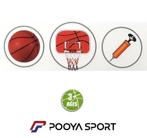 تخته بسکتبال بچه گانه پرو اسپورتز Pro Sports XTY-4004