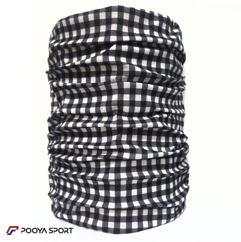 دستمال سرو گردن اسکارف Scarf طرح شطرنجی