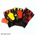 دستکش بدنسازی زنانه PAPU طرح پروانه لارج Large