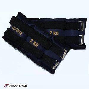 Weight of the wrists and feet Weight 2 kg 2-pack