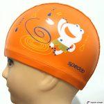Frog Speddo Swimming Cap for Kids