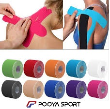 چسب عضله ورزشی کنزو تیپ پهن KINESIOLOGY TAPE (اصل)