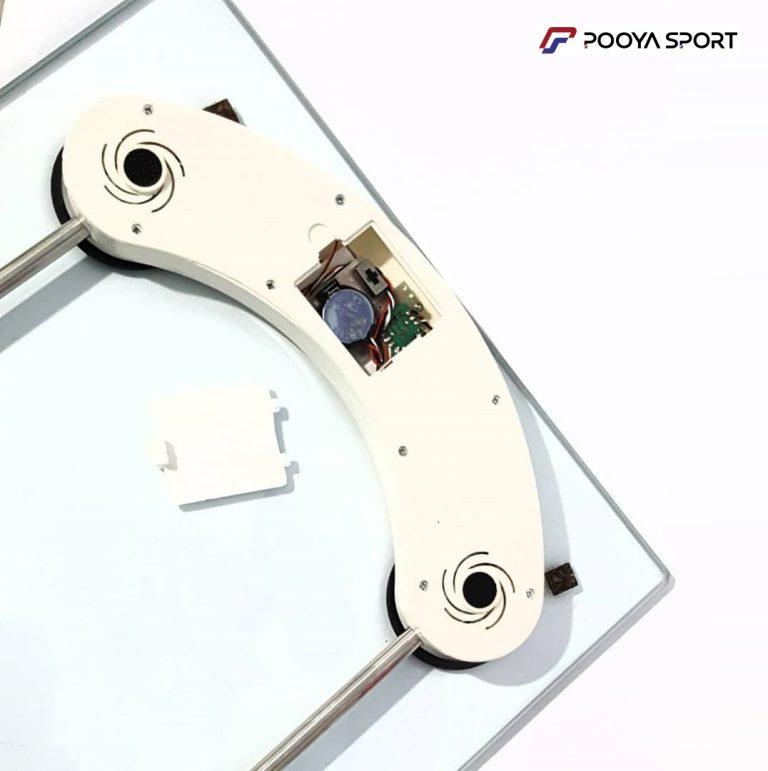 ترازو دیجیتال وزن کشی جدید مدل شیشه ضخیم