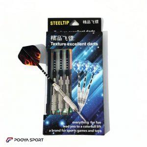 تیر دارت سوزنی 22 گرمی استیل مدل Steeltip