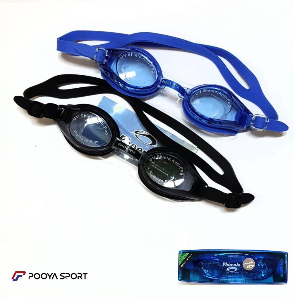 عینک شنا فونیکس Phoenix کره ای مدل PN-203