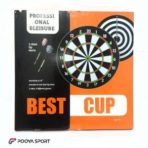 Best Cup Dart Board Size 18 inch