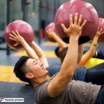 Medicine Ball 4KG Pro Ball