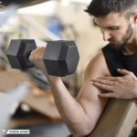 Pooya Dumbbell Pack Of 2