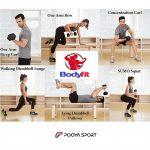 Pooya Dumbbell 7.5 Kg Pack Of 2