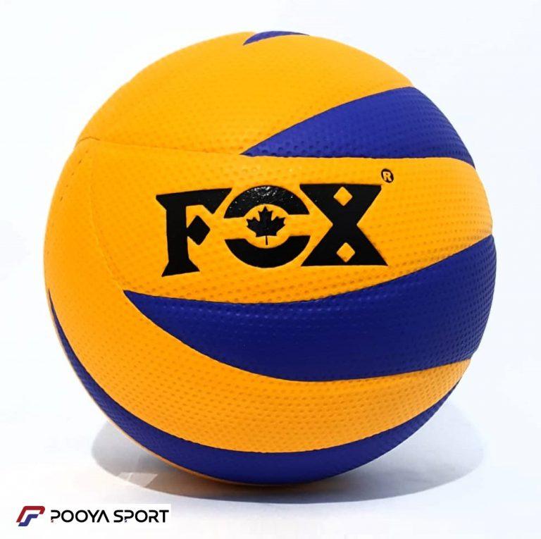 توپ والیبال فاکس Fox مدل اسپانیا Spain
