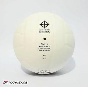 توپ والیبال میکاسا سفید مدل MG VWL 210