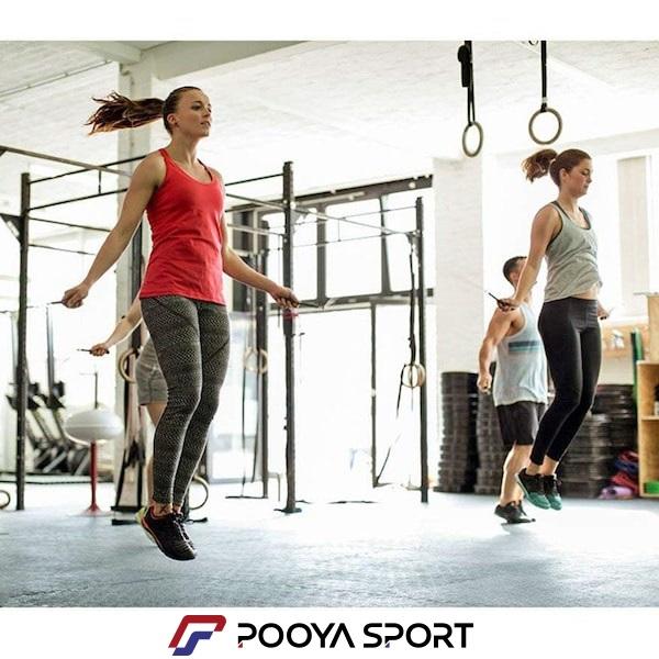 طناب سرعتی حرفه ای کراس فیت CrossFit خارجی