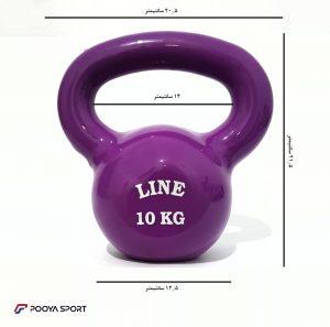 Kettlebells Weight 10 KG
