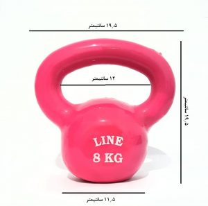 Kettlebells Weight 8 KG
