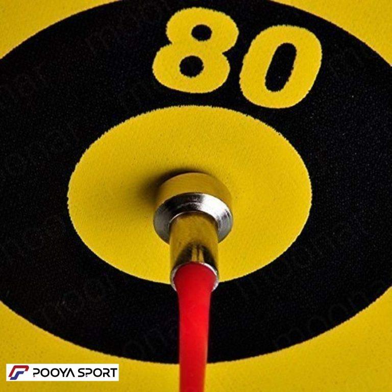 دارت مغناطیسی Magnet Dartboard سایز 15 اینچ حرفه ای