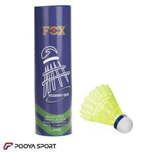 Fox Target 980 Badminton Ball