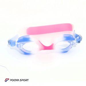 عینک شنا بچه گانه ژله ای رنگی Pro Sports مدل 02