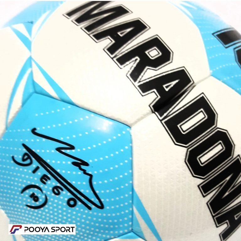 توپ فوتبال مارادونا Maradona پرسی سایز 5