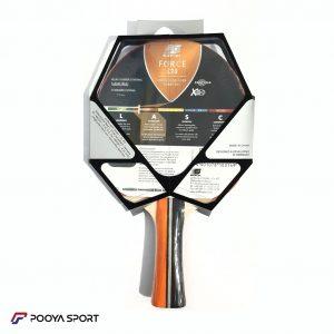 خرید راکت پینگ پنگ سانفلکس مدل FORCE C20 LEVEL 550 ارزان قیمت