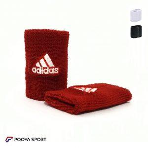 مچ بند ورزشی حوله ای متوسط طرح آدیداس Adidas