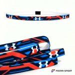 تل موی ورزشی کشی under armour طرح دار مدل ترمز دار